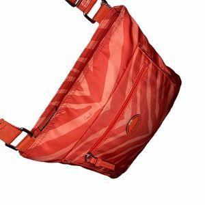 Authenticated Coach Animal Print Crossbody Bag